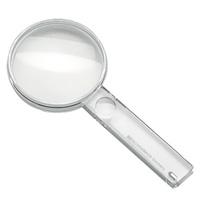 虫眼鏡 読書用ルーペ 3.25倍 40mm 簡易タイプ 261240 クリスタルルーペ [economic] エッシェンバッハ