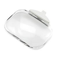 虫眼鏡 スタンドルーペ [stand magnifiers with adjustable arm] 交換レンズ 2倍 100×140mm 278201 ルーペ スタンド エッシェンバッハ