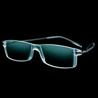 老眼鏡 PC viewer [ピーシー・ビュアー] miniframe2 ガンメタリック エッシェンバッハ
