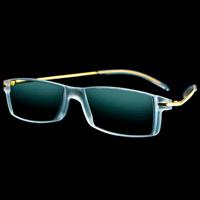 老眼鏡 PC viewer [ピーシー・ビュアー] miniframe2 シャンパンゴールド エッシェンバッハ