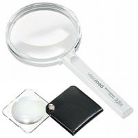 虫眼鏡 ルーペ ギフトセット [gift] 手持ちルーペ2.25倍 と ポケットルーペ 3.5倍 G6BK エッシェンバッハ