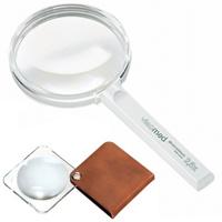 虫眼鏡 ルーペ ギフトセット [gift] 手持ちルーペ2.25 と ポケットルーペ 3.5倍 G6BW エッシェンバッハ