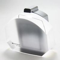 虫眼鏡 LEDライト付き 卓上ルーペ マクロラックス 1436-1
