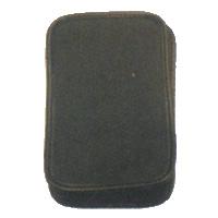 虫眼鏡 ブラックルーペ 角型2.8倍 専用ケース 2855-175 エッシェンバッハ エッシェンバッハ
