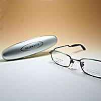[シニアグラス] カンダオプティカル スライト2 アンティックグリーン 老眼鏡 強度 女性 おしゃれ
