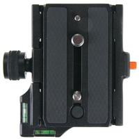 VANGUARD QSクイックシュー QS-45+アダプター 1/4インチ・3/8インチカメラネジ QS-47PF バンガード クイックシュー カメラアクセサリー カメラ用品 VANGUARD ヴァンガード 三脚 雲台