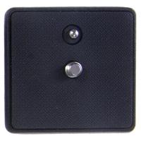VANGUARD QSクイックシュー 1/4インチカメラネジ QS-50 バンガード クイックシュー カメラアクセサリー カメラ用品 VANGUARD ヴァンガード 三脚 雲台