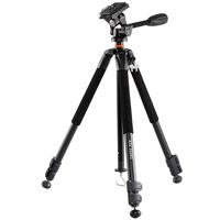 三脚 Alta + [アルタプラス]233AO バンガード 一眼レフ コンパクト VANGUARD 三脚 写真 撮影機材 トライポッド カメラ 雲台 クイックシュー