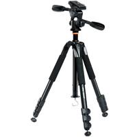 三脚 Alta + [アルタプラス]264AP バンガード 一眼レフ コンパクト Vanguard 三脚 写真 撮影機材 トライポッド カメラ 雲台 クイックシュー
