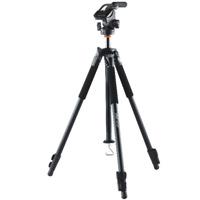 三脚 ABEO[アベオ] 203AV バンガード 一眼レフ コンパクト Vanguard 三脚 写真 撮影機材 トライポッド カメラ 雲台 クイックシュー
