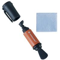 2-in-1 Cleaning kit[2-in-1 クリーニングキット] レンズクリーナー バンガード 一眼レフ ブラシ 一眼レフ デジイチ デジカメ VANGUARD カメラ用品 写真