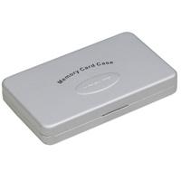 メディアケース MCC 12 バンガード SDカード用 SD SDHC SDXC アルミ 一眼レフ 一眼レフ デジイチ デジカメ VANGUARD カメラ用品 写真 メモリーカード