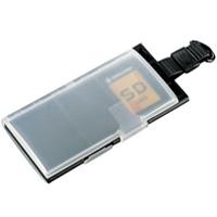 メディアケース MCC 42 バンガード SDカード用 SDHC SDXC ポリプロピレン 一眼レフ 一眼レフ デジイチ デジカメ VANGUARD カメラ用品 写真 メモリーカード