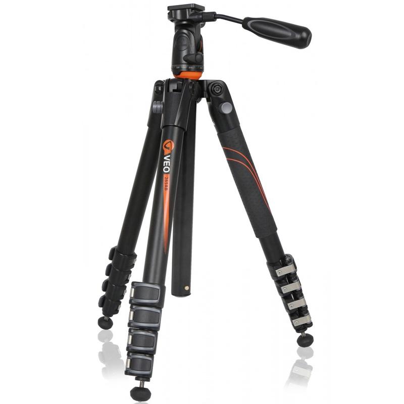 三脚 VEO[ヴィオ] 235AP アルミニウムトラベル三脚 バンガード バンガード Vanguard 三脚 写真 撮影機材 トライポッド カメラ 雲台 クイックシュー