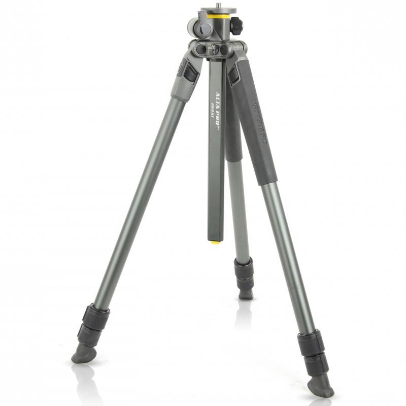 三脚 一眼レフ ビデオカメラ 軽量 コンパクト カメラ アルミ三脚 バンガード ALTA PRO 2+ 263AT おすすめ 軽い 一眼レフ用 カメラ三脚