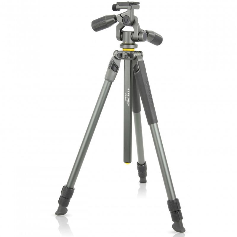 三脚 一眼レフ ビデオカメラ 軽量 コンパクト カメラ アルミ三脚 バンガード ALTA PRO 2 263AP おすすめ 軽い 一眼レフ用 カメラ三脚