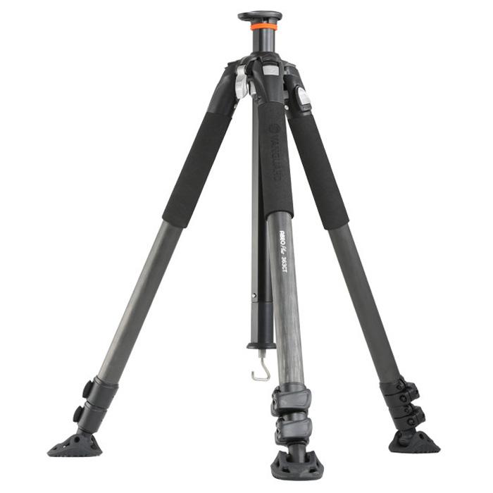 三脚 一眼レフ ビデオカメラ 軽量 コンパクト カメラ カーボン製 3段 バンガード Abeo Plus 363CT おすすめ