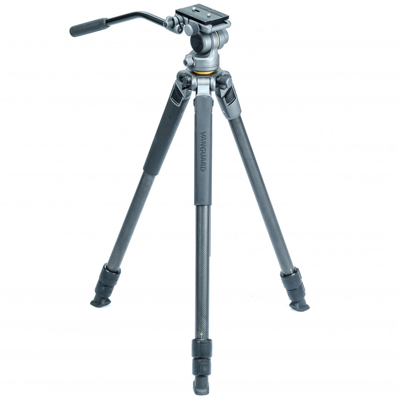 三脚 一眼レフ ビデオカメラ 軽量 コンパクト カメラ カーボン製 3段 バンガード ALTA PRO 2 263CV おすすめ