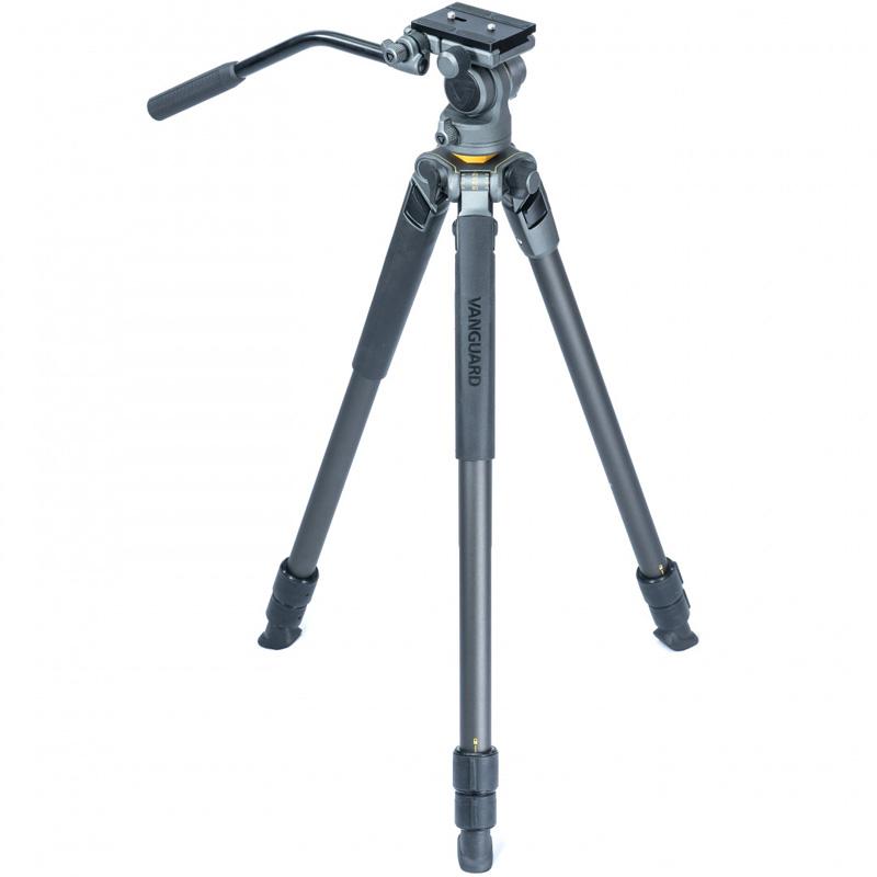 三脚 一眼レフ ビデオカメラ 軽量 コンパクト カメラ アルミ製 3段 バンガード ALTA PRO 2 263AV おすすめ