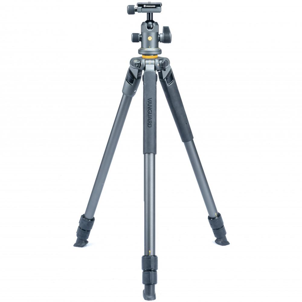 三脚 一眼レフ ビデオカメラ 軽量 コンパクト カメラ Alta Pro 2 263AB 100 ボール雲台キット アルミ製 3段 自由雲台 バンガード おすすめ アルカスイス互換