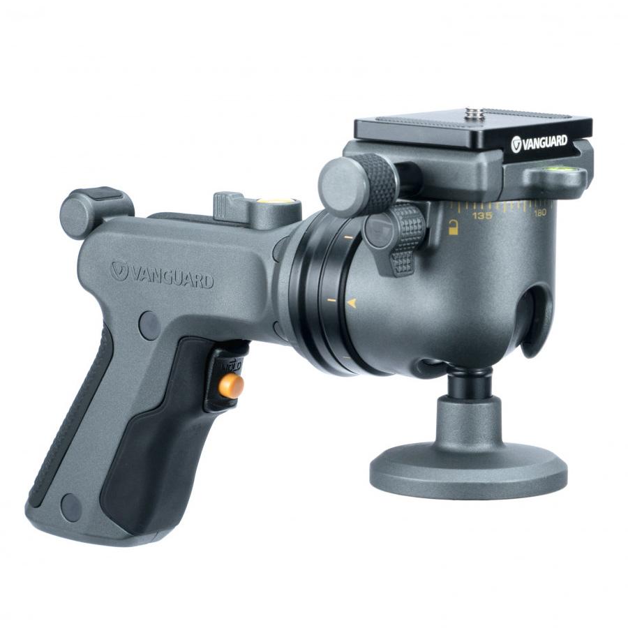 雲台 グリップヘッド カメラ三脚 ビデオ三脚 ALTA GH-300T バンガード