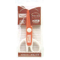 紙工作用ハサミ ナミッコ2 ナミナミに切れる ギンポー 文房具 きる はさみ 工作用 なみなみ 文具