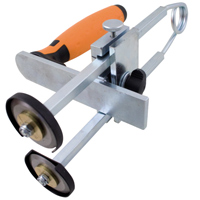 石膏ボード工具 プラックロール120 [PLAC&ROLL 120] [石膏ボードストライバー:帯状加工カッター] 0692 EDMA エドマ 石膏ボード用 カッター 切断 工具 ハンドツール