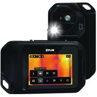 携帯型 赤外線サーモグラフィ フリアーC2 FLIR カメラ 充電式 熱 デジタル 簡単操作 測定 リフォーム