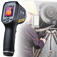 サーマル イメージ 放射温度計 フリアーTG165 FLIR 赤外線 サーマルカメラ 温度 測定 空調 保守
