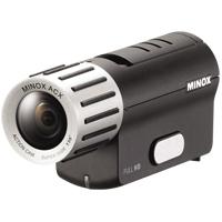 小型ビデオカメラ アクションカムACX MINOX フルHD撮影 ハンズフリー アクションカム 高画質 ビデオ 撮影
