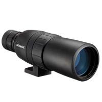 フィールドスコープ MD50(ストレートタイプ) MINOX 15倍〜30倍 単眼鏡 天体観測