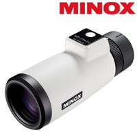 単眼鏡 7倍 42mm MD7X42ホワイト ミノックス MINOX 完全防水 ミルスケール