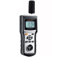 【メーカー在庫限り】 UMAREX 環境測定器 MULTI TEST MASTER [マルチテストマスター]  測定 環境 騒音 管理 温度 湿度