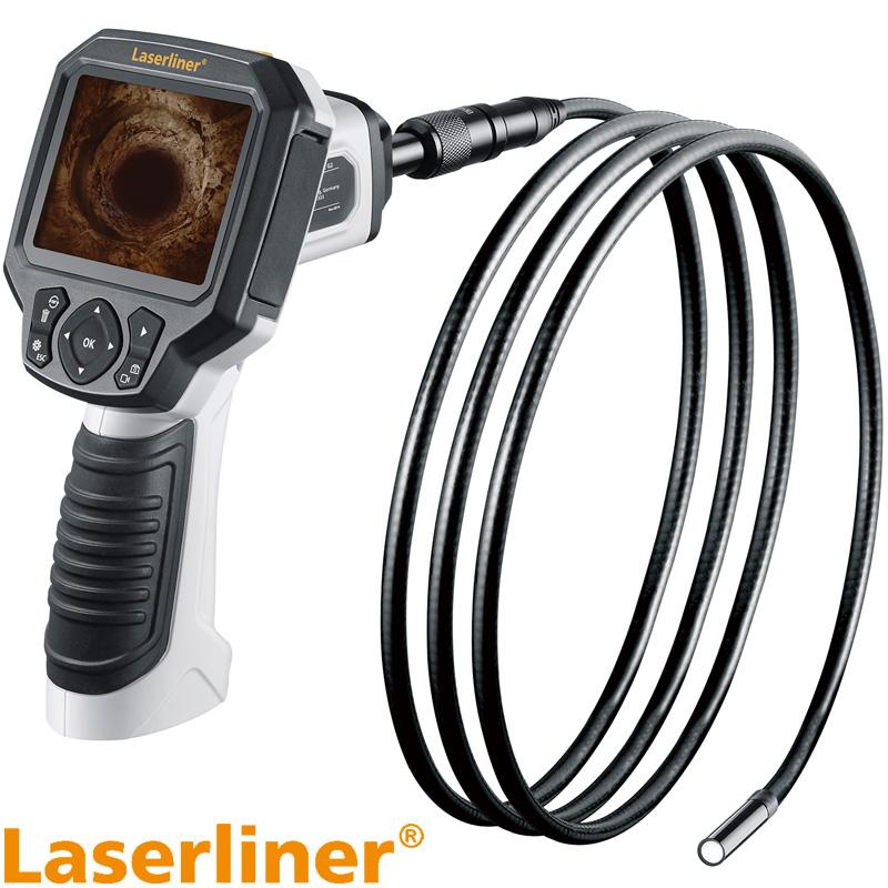 工業用内視鏡 ビデオフレックスG3XXL Laserliner UM082213A UMAREX 保守 点検 ダクト 排水管 工業用内視鏡 天井裏 撮影