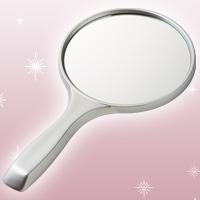 いきいきミラーハンド IK-05 堀内鏡 ミラー 鏡 化粧 メイク ミラー