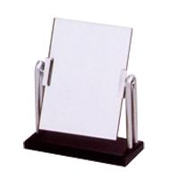 スタンドミラー 卓上ミラー [鏡] H-118 シェルダン シェルダン DX ブラックシリーズ 堀内鏡工業