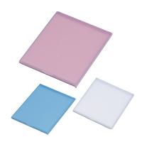 鏡 折りたたみ コンパクトミラー [中] HC-001 スリム & ライト パステルカラー 堀内鏡工業