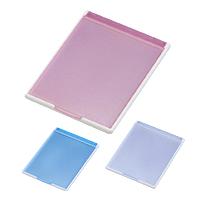 鏡 折りたたみ コンパクトミラー ミニ HC-004 スリム & ライト 堀内鏡工業