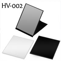 鏡 折りたたみ コンパクトミラー [L] HV-002 ハイパービュー スリム & ライト 堀内鏡工業