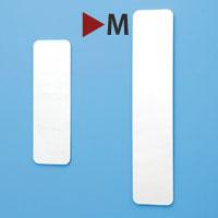 割れない鏡 [ミラー] 安心・安全 フィルム・シールタイプ スペースミラー [スリムタイプM] SM-05 ステッカーミラー ウォ-ルミラ-