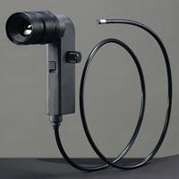工業用 内視鏡 ファイバースコープ フレキシブルタイプ 13000画素 ファイバースコープ 内視鏡