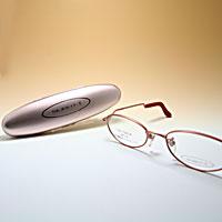 [シニアグラス] カンダオプティカル スライト2 シナモン 老眼鏡 強度 女性 おしゃれ