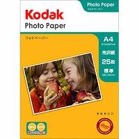 Kodak フォトペーパー 180g A4 25枚 KPE-25A4 Kenko ケンコー