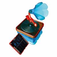 【メーカー在庫限り】 組み立て ソーラーミュージックボックス イーストコライト #28405 EASTCOLIGHT