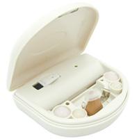 耳穴式補聴器 好楽聴 KHB-ITC-D 【補聴器 耳穴 充電式 コンパクト】ケンコー