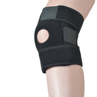 スポーツタイプ らくらく ケンコーサポーター 膝用 フリーサイズ 【レッグサポーター サポーター 膝 スポーツ 健康 膝のズレ ブレを防ぎます】ケンコー