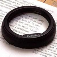 ACファインルーペ 3倍 KENKO 両手が使える便利な置型ルーペ ペーパーウェイト 文鎮