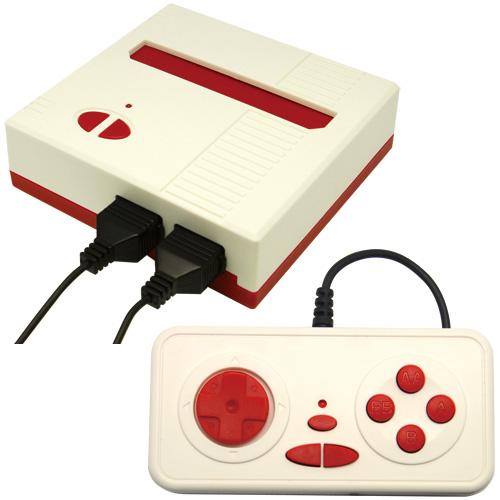 FC HOME 111 昔のFCソフトが使え内蔵ゲームも111ゲーム数 FC用ゲーム互換機 FCH-111 トーコネ ゲーム機 キッズ 子供 ファミコン おもちゃ 懐かし ゲーム 遊び