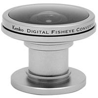 魚眼レンズ デジタルフィッシュアイ コンバージョンレンズ [広角レンズ] KDF-025 Kenko [ケンコー] 魚眼レンズ デジカメ デジタルフィッシュアイ 広角レンズ