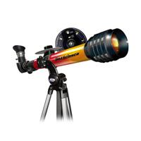 #32032 375X天体望遠鏡 イエローレッド 139054 EASTCOLIGHT 自由研究